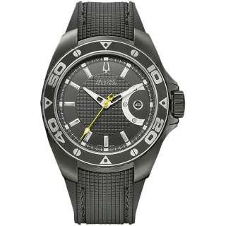 New Bulova Accutron Mens Curaçao Watch 65B134