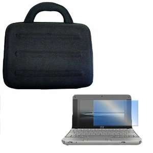 Dell Inspiron Mini 9 (8.9) Black Protective EVA Laptop Carrying Case