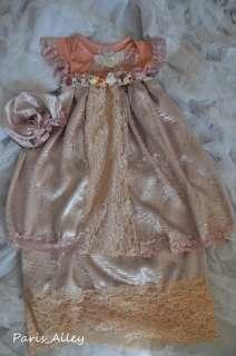 está para el vestido y el sombrero solamente, la muñeca es mi modelo
