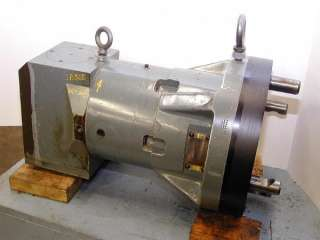 DeVlieg Right Angle Milling Head Attach. for Jig Mill