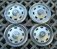 1967 DODGE DART CHARGER WHEELS HUBCAPS HUB CAPS WHEELS