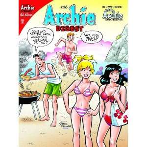 Archie Digest Comic Book #265 Archie Publications  Books