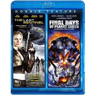 Last Sentinel / Final Days Of Planet Earth (Blu ray) (Double Feature