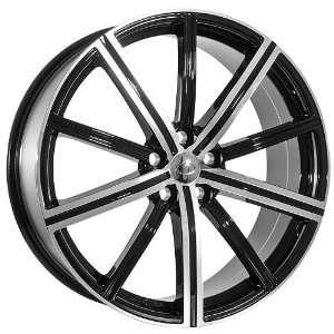 22 Inch Land Rover Wheels Rims Black (set of 4