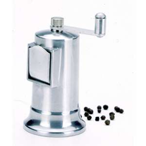 Norpro 712 Stainless Steel 4 Adjustable Pepper Mill