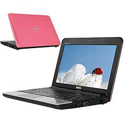 Dell Inspiron Mini 10v 1.66GHz Pink Netbook (Refurbished)