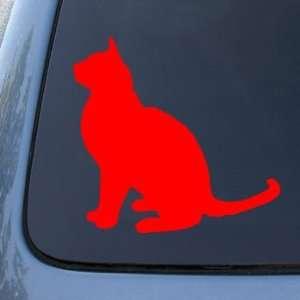 BURMESE   Cat   Vinyl Car Decal Sticker #1496  Vinyl