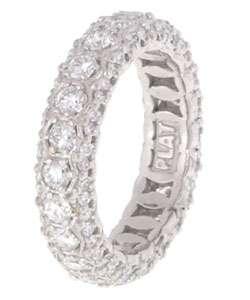 Tacori Platinum 2ct TDW Diamond Engagement Band (G, VS)