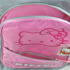 SANRIO HELLO KITTY BACKPACK KT TRAVEL BAG SCHOOL BAG HK94P