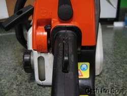 Stihl Chainsaw Muffler Mods on PopScreen