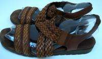 Rockport Womens Brown Sandals Shoes Sz Size 8.5