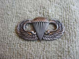 US Army Airborne Jump Wings Parachute Badge Paratrooper Jump Wings