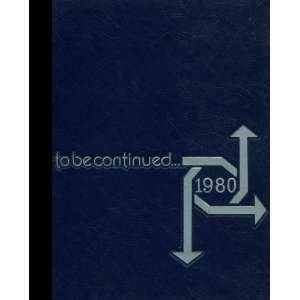 (Reprint) 1980 Yearbook Carteret High School, Carteret, New Jersey