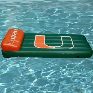 Miami Hurricanes Pool Float