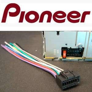 PIONEER HARNESS PLUG KEH P2030R KEH P2030 KEH P2033R