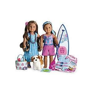 American Girl Kananis Starter Set Collection Doll  Toys & Games