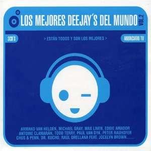 Los Mejores Deejays Del Mundo, Vol. 2 Various Artists