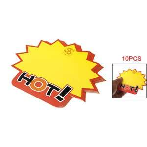 Amico 10 PCS Advertising Hot Selling Price Sale Sign Paper