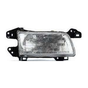 89 95 MAZDA MPV HEADLIGHT RH (PASSENGER SIDE) VAN (1989 89