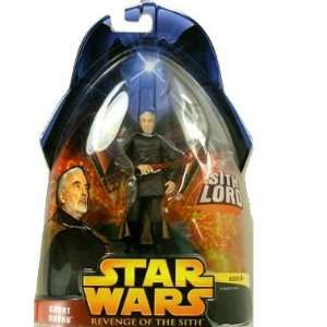 Star Wars: Revenge of the Sith > Count Dooku w/Red Saber