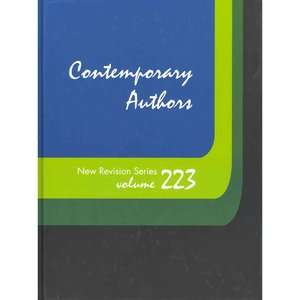 Contemporary Authors A Bio Bibliographical Guide to Current Writers