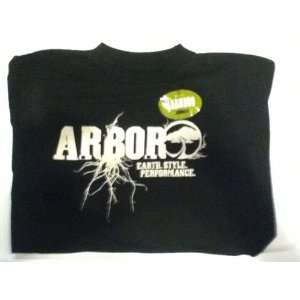 Arbor T Shirts Earth Style Performance Mens Tee Sports