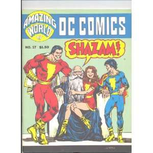 Amazing World of DC Comics No. 17 Books