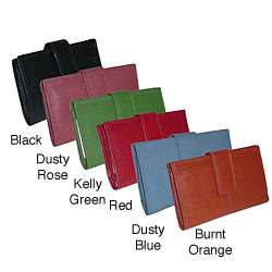 Chinese Laundry Womens Tri fold Leather Wallet