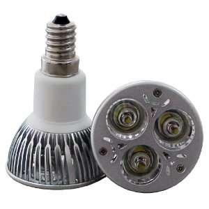 LITE High Power 6W LED MR16 E14 base Flood 45° Warm White light bulb