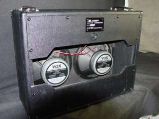 Vox V212BN 2x12 Guitar Speaker Cabinet V 212BN Cab