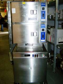 BROASTER 1600 NSF ELECTRIC PRESSURE FRYER ON CASTERS