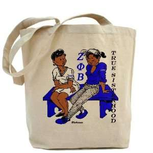 Zeta Phi Beta 4th Edition African american Tote Bag by