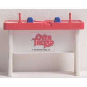 Over The Top Official Arm Wrestling Table  Toys & Games