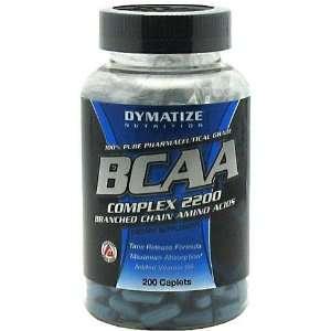 Dymatize BCAA Complex 2200, 200 caplets (Amino Acids