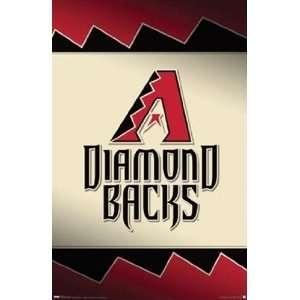 Arizona Diamondbacks   Logo 2009   Poster (22x34)