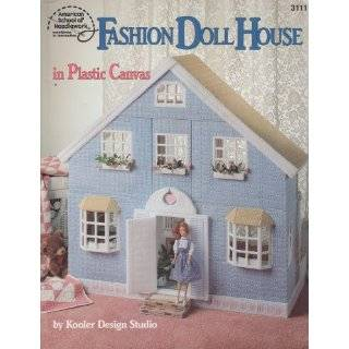 The Needlecraft Shop Plastic Canvas Fashion Doll Dream