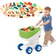 Step2 Shopping Cart and Play Food Set   Value Bundle Step2 Shopping