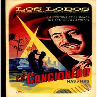Cancionero: Mas y Mas, Los Lobos: Latin
