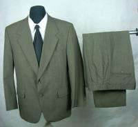 RIGGINGS Mens POLY WOOL BLEND Suit size 42 R