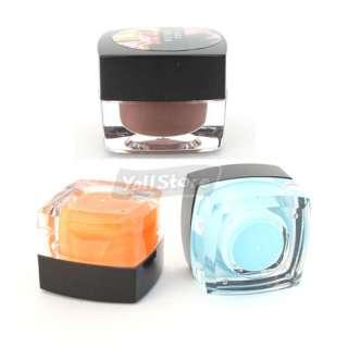 12 Colors UV Acrylic Nail Art Glitter Builder Gel Set 10#