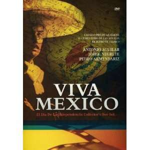 Viva Mexico Box Set Movies & TV