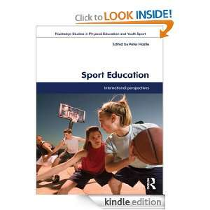 Perspectives (Routledge Studies in Physical Education and Youth Sport