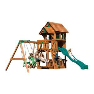 Backyard Discovery Windsor II Swing Set Outdoor Play