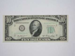 LOT #88   1950 10 Dollar Star* Note Uncirculated