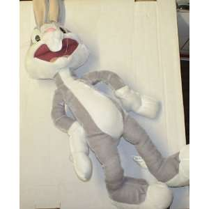 Vintage Looney Tunes Bugs Bunny 14 Plush Doll