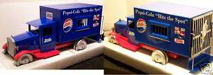 Pepsi Cola /Steel / Police Truck by Spec Cast   (5762)