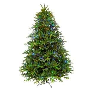 Barcana 9 Foot Alaskan Fir Deluxe Fir Slim Christmas Tree