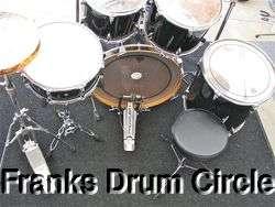 Yamaha YD Series Black Drum Set Zildjian Cymbals, Hardware Kit, Throne