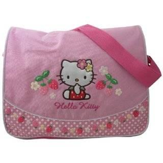 Hello Kitty Large Messenger Diaper Bag Baby