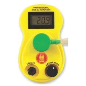 OMS Professional Dive O2 Oxygen Analyzer Sensor with
